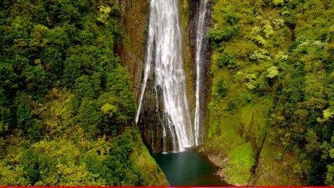 Cataratas Manawaipuna