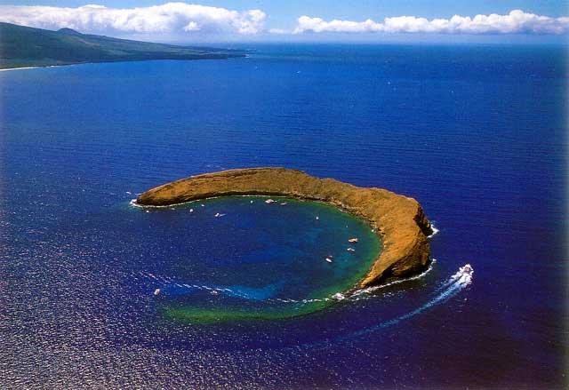 Isla Molokini