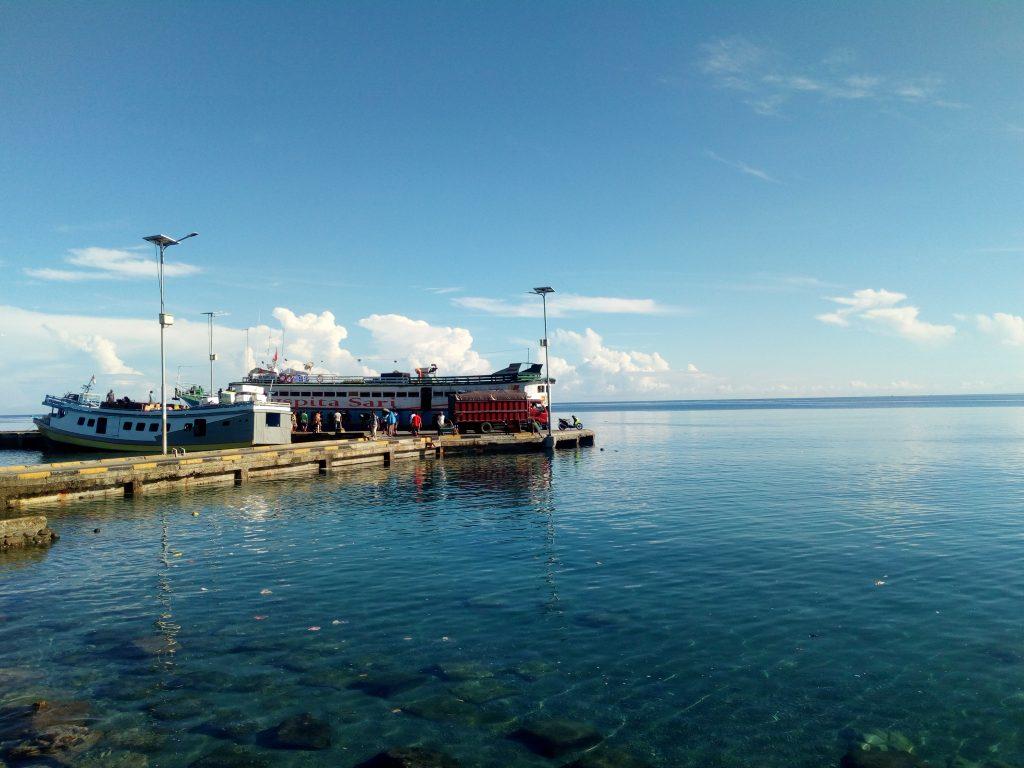 Puerto de Ampana